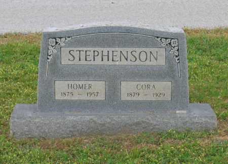 STEPHENSON, HOMER - Lawrence County, Arkansas | HOMER STEPHENSON - Arkansas Gravestone Photos