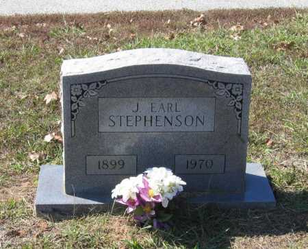 STEPHENSON, JAMES EARL - Lawrence County, Arkansas | JAMES EARL STEPHENSON - Arkansas Gravestone Photos