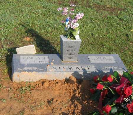 STEWART, CHARLES OYED - Lawrence County, Arkansas | CHARLES OYED STEWART - Arkansas Gravestone Photos
