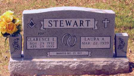 "STEWART, CLARENCE LYLAND ""POP"" - Lawrence County, Arkansas 