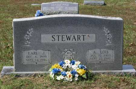 PICKETT STEWART, ALMA LOIS - Lawrence County, Arkansas | ALMA LOIS PICKETT STEWART - Arkansas Gravestone Photos