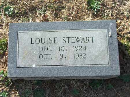STEWART, LOUISE - Lawrence County, Arkansas   LOUISE STEWART - Arkansas Gravestone Photos