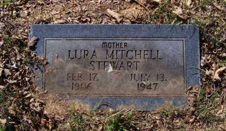 MITCHELL STEWART, LURA - Lawrence County, Arkansas   LURA MITCHELL STEWART - Arkansas Gravestone Photos