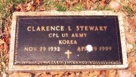 STEWART (VETERAN KOR), CLARENCE LYLAND - Lawrence County, Arkansas | CLARENCE LYLAND STEWART (VETERAN KOR) - Arkansas Gravestone Photos