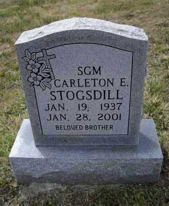 STOGSDILL (VETERAN VIET), CARLETON EUGENE - Lawrence County, Arkansas   CARLETON EUGENE STOGSDILL (VETERAN VIET) - Arkansas Gravestone Photos