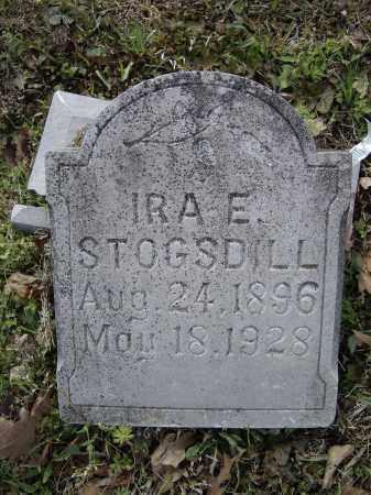STOGSDILL, IRA EUGENE - Lawrence County, Arkansas | IRA EUGENE STOGSDILL - Arkansas Gravestone Photos