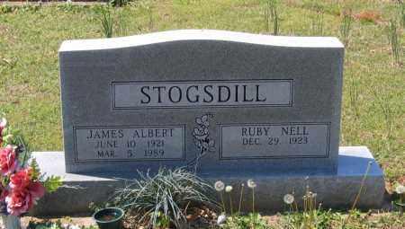 STOGSDILL, JAMES ALBERT - Lawrence County, Arkansas   JAMES ALBERT STOGSDILL - Arkansas Gravestone Photos