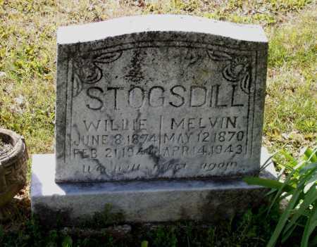 THOMPSON STOGSDILL, WILLIE FLORENCE - Lawrence County, Arkansas | WILLIE FLORENCE THOMPSON STOGSDILL - Arkansas Gravestone Photos