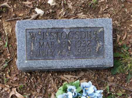 STOGSDILL, W. J. - Lawrence County, Arkansas   W. J. STOGSDILL - Arkansas Gravestone Photos