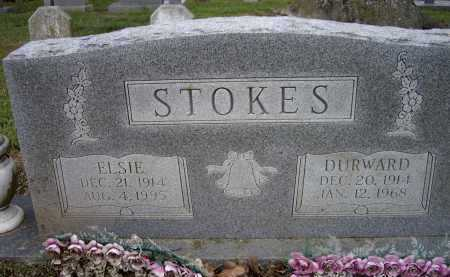 STOKES, ELSIE - Lawrence County, Arkansas | ELSIE STOKES - Arkansas Gravestone Photos