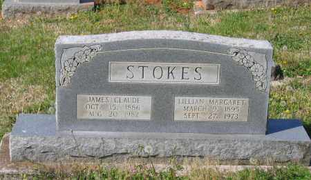 STOKES, LILLIAN MARGARET - Lawrence County, Arkansas   LILLIAN MARGARET STOKES - Arkansas Gravestone Photos