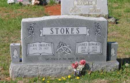 STOKES, JAMES HOWARD - Lawrence County, Arkansas | JAMES HOWARD STOKES - Arkansas Gravestone Photos