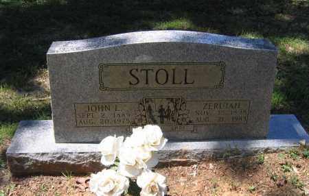 STOLL, JOHN LEO - Lawrence County, Arkansas | JOHN LEO STOLL - Arkansas Gravestone Photos