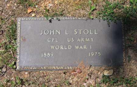 STOLL (VETERAN WWI), JOHN LEO - Lawrence County, Arkansas | JOHN LEO STOLL (VETERAN WWI) - Arkansas Gravestone Photos