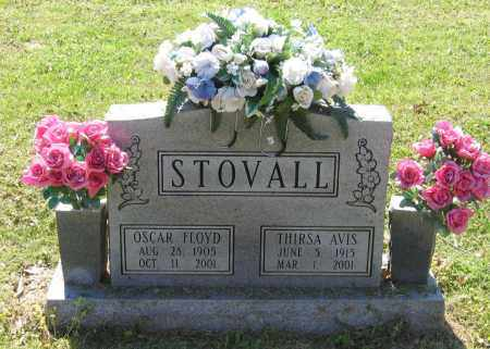 STOVALL, THIRSA AVIS - Lawrence County, Arkansas | THIRSA AVIS STOVALL - Arkansas Gravestone Photos