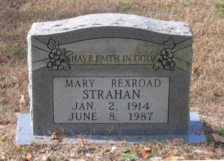 STRAHAN, MARY - Lawrence County, Arkansas | MARY STRAHAN - Arkansas Gravestone Photos