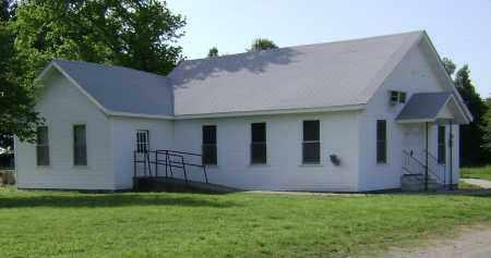 *STRANGERS HOME CHURCH,  - Lawrence County, Arkansas |  *STRANGERS HOME CHURCH - Arkansas Gravestone Photos