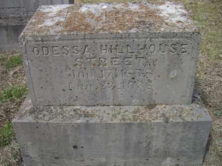 STREET, CORDIA ODESSA - Lawrence County, Arkansas | CORDIA ODESSA STREET - Arkansas Gravestone Photos