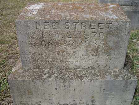 STREET, ROBERT LEE - Lawrence County, Arkansas | ROBERT LEE STREET - Arkansas Gravestone Photos