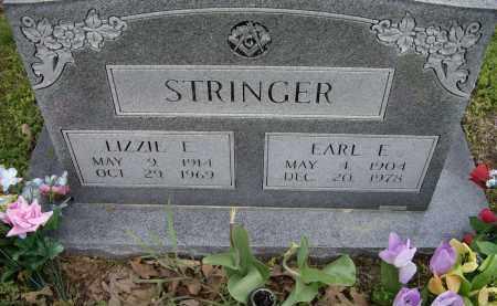 STRINGER, LIZZIE EMILY - Lawrence County, Arkansas | LIZZIE EMILY STRINGER - Arkansas Gravestone Photos