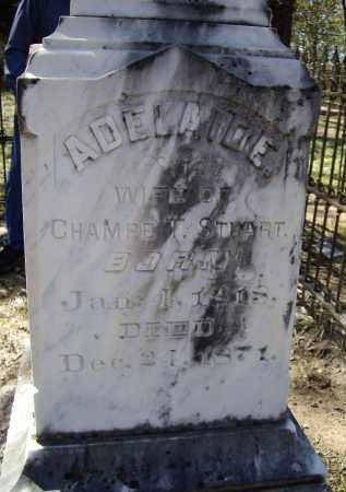 STUART, ADELAIDE - Lawrence County, Arkansas | ADELAIDE STUART - Arkansas Gravestone Photos