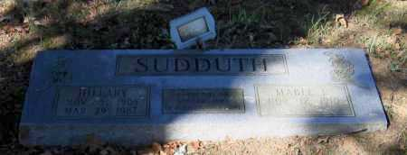 SUDDUTH, MABEL E. - Lawrence County, Arkansas | MABEL E. SUDDUTH - Arkansas Gravestone Photos