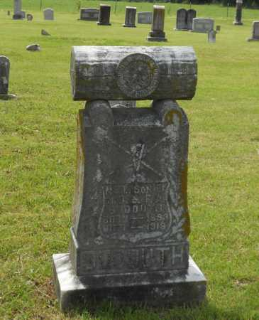 """SUDDUTH, EDGAR MELBOURNE """"MEL"""" - Lawrence County, Arkansas   EDGAR MELBOURNE """"MEL"""" SUDDUTH - Arkansas Gravestone Photos"""