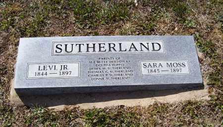 SUTHERLAND, SARA - Lawrence County, Arkansas | SARA SUTHERLAND - Arkansas Gravestone Photos