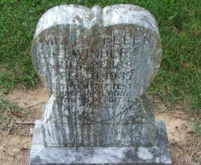 SWINDLE, MENEY ELLEN - Lawrence County, Arkansas | MENEY ELLEN SWINDLE - Arkansas Gravestone Photos