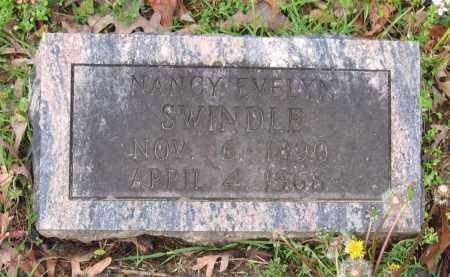 SWINDLE, NANCY EVELYN - Lawrence County, Arkansas | NANCY EVELYN SWINDLE - Arkansas Gravestone Photos