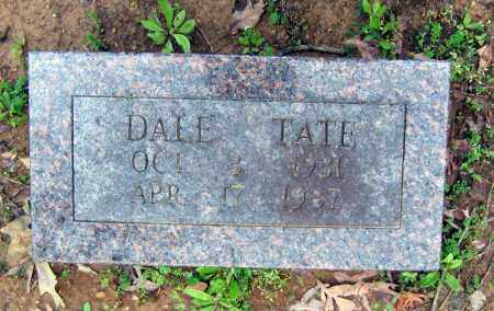TATE SMITH, DALE - Lawrence County, Arkansas | DALE TATE SMITH - Arkansas Gravestone Photos
