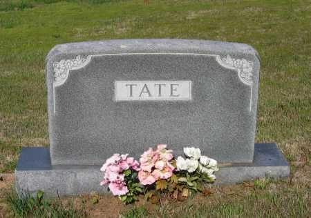 TATE FAMILY STONE,  - Lawrence County, Arkansas |  TATE FAMILY STONE - Arkansas Gravestone Photos