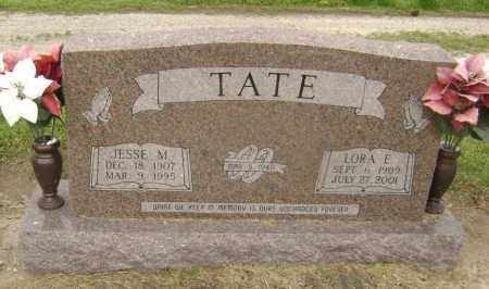 TATE, LORA ELLA JACKSON BOOKOUT - Lawrence County, Arkansas | LORA ELLA JACKSON BOOKOUT TATE - Arkansas Gravestone Photos