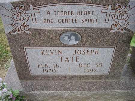 TATE, KEVIN JOSEPH - Lawrence County, Arkansas | KEVIN JOSEPH TATE - Arkansas Gravestone Photos