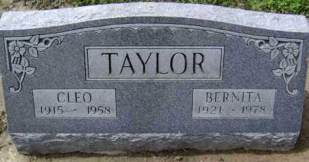 TAYLOR, BERNITA - Lawrence County, Arkansas | BERNITA TAYLOR - Arkansas Gravestone Photos