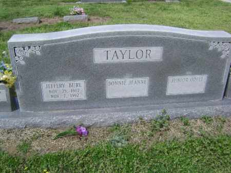 TAYLOR, JEFFERY BURL - Lawrence County, Arkansas | JEFFERY BURL TAYLOR - Arkansas Gravestone Photos