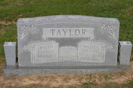 DEEN TAYLOR, HAZEL PARALEE - Lawrence County, Arkansas | HAZEL PARALEE DEEN TAYLOR - Arkansas Gravestone Photos
