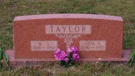 TAYLOR, WILLIAM STANLEY - Lawrence County, Arkansas | WILLIAM STANLEY TAYLOR - Arkansas Gravestone Photos