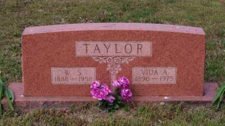 KENDALL TAYLOR, VIDA ANN - Lawrence County, Arkansas | VIDA ANN KENDALL TAYLOR - Arkansas Gravestone Photos