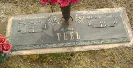 "TEEL, JOSEPH ""JOE"" - Lawrence County, Arkansas 