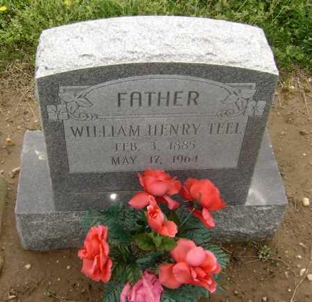 TEEL, SR., WILLIAM HENRY - Lawrence County, Arkansas | WILLIAM HENRY TEEL, SR. - Arkansas Gravestone Photos