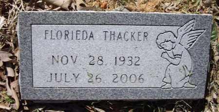 THACKER, ALMA FLORIEDA - Lawrence County, Arkansas | ALMA FLORIEDA THACKER - Arkansas Gravestone Photos