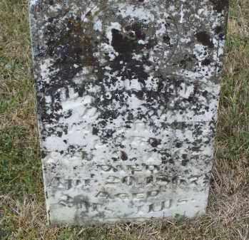 THACKER, IDA MAHALA - Lawrence County, Arkansas | IDA MAHALA THACKER - Arkansas Gravestone Photos