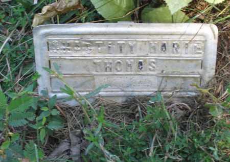 THOMAS, CHASTITY MARIE - Lawrence County, Arkansas   CHASTITY MARIE THOMAS - Arkansas Gravestone Photos