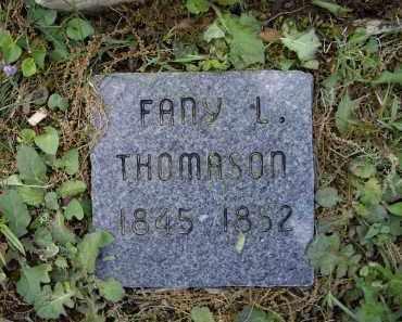 THOMASON, FANY LOUISA - Lawrence County, Arkansas | FANY LOUISA THOMASON - Arkansas Gravestone Photos