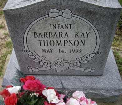 THOMPSON, BARBARA KAY - Lawrence County, Arkansas | BARBARA KAY THOMPSON - Arkansas Gravestone Photos