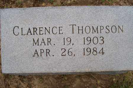 THOMPSON, CLARENCE - Lawrence County, Arkansas | CLARENCE THOMPSON - Arkansas Gravestone Photos