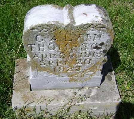 THOMPSON, CALVIN - Lawrence County, Arkansas | CALVIN THOMPSON - Arkansas Gravestone Photos