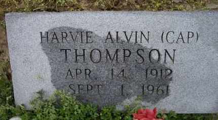 "THOMPSON, HARVIE ALVIN ""CAP"" - Lawrence County, Arkansas 