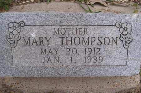 THOMPSON, MARY - Lawrence County, Arkansas | MARY THOMPSON - Arkansas Gravestone Photos